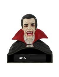 Dracula Büste Open Closed