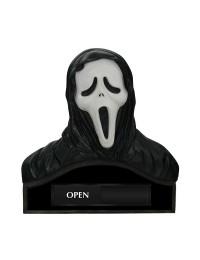 Monster Scream Büste Open Closed