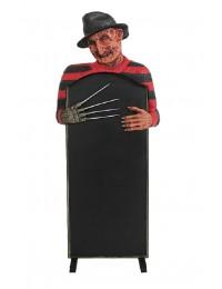 Monster Freddy Krüger Angebotstafel groß