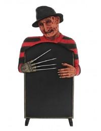 Monster Freddy Krüger Angebotstafel klein