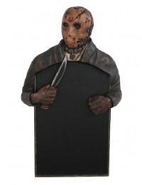 Monster Jason Voorhees  Angebotstafel für Wand