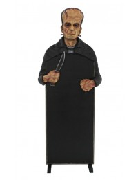Monster Frankenstein Angebotstafel groß