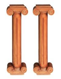2 Säulen Gold