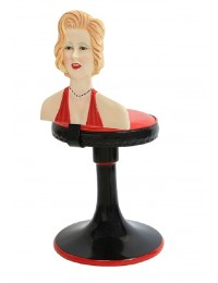 Marilyn Büste Sitz