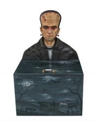 Monster Frankenstein Spielzeugkiste