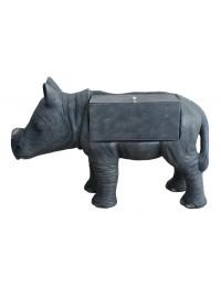 Nashorn Spielzeugkiste