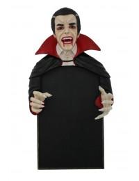 Dracula Angebotstafel für Wand