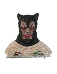 Werwolf Wandregal