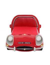 Kinderbett Jaguar Rot