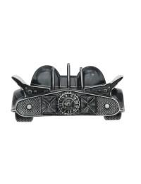 Wanddeko Batmobil mit Flügeln Schwarz