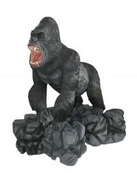 Gorilla wütend
