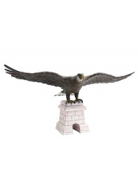 Adler auf Säule