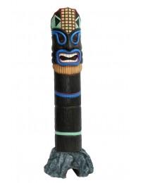 Tiki Maske auf Stein 5