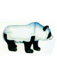 große Panda Bank zum draufsetzen