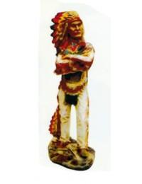 kleiner Indianerhäuptling