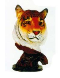 Tigerkopf orange