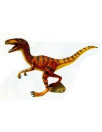 kleiner Fleischfresser Dinosaurier
