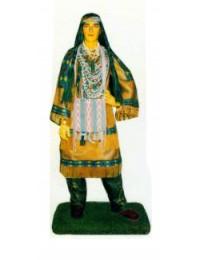 großer hübsche Indianerin