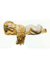 schlafender Engel links