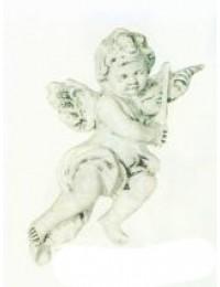 antiker Engel mit Geige