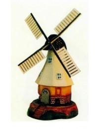 alte Windmühle verschindelt