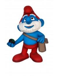 Papa Schlumpf mit roter Mütze