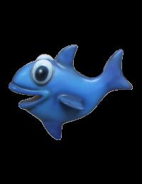 Comic Fisch Georgie