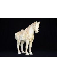 kleines Terracotta Pferd
