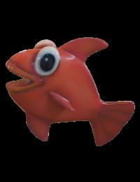 Comic Fisch Meno