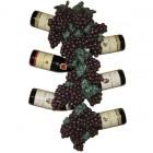 Weinhalter zur Wanbefestigung