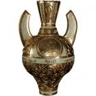 Alhambra Vase Gold
