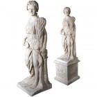Vier Jahreszeiten - Sommer Statue
