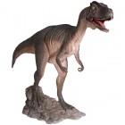 Allosaurus - Mund offen
