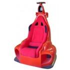 Formel-1 Cabine als Sessel