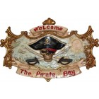 The Pirate Bay Schild