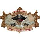 The Pirate Bay Schild