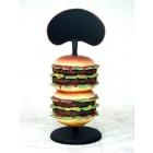 Hamburger  mit Display 0