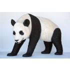 Pandabär laufend