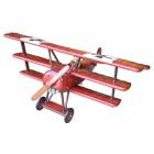 Der Rote Baron Flugzeugmodell