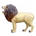 Löwe brüllend