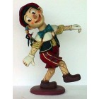 Pinocchio laufend