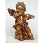 Engel stehend mit Flöte