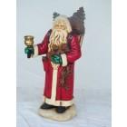 Weihnachtsmann mit Glocke klein