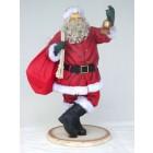 Weihnachtsmann mit Bart klein