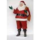 Weihnachtsmann dick