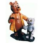 Teddybär Freunde
