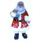 Fröhlicher Weihnachtsmann