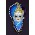 Maske Onda Blau