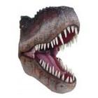 T-Rex Kopf zur Wandmontage