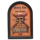 Piratenschild Pirate-Pub